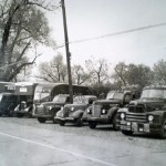 Frick Moving trucks 1950s